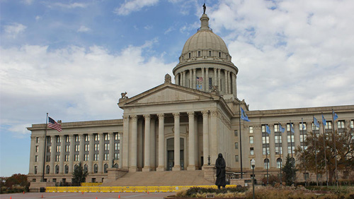 Oklahoma lawmakers eye legal sports betting at tribal casino