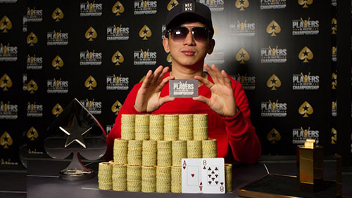 PokerStars FRESH Series success; Filipino with miraculous Platinum Pass tale