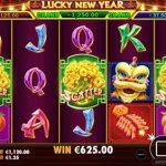 Pragmatic Play celebrates a Lucky New Year