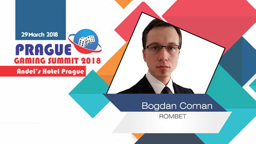 Prague Gaming Summit 2018 announces Bogdan Coman (Executive Director - Rombet), Tony Las (COO Superbet Poland) and Adam Warlewski (Chief of Online Superbet Poland)
