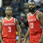 Rockets pass the Cavaliers on NBA Championship odds board