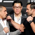Rockhold favorite to win UFC Interim middleweight title against Romero