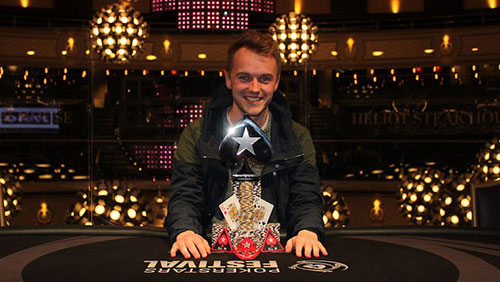 Student wins PokerStars MEGASTACK & Platinum Pass; Big Race cross-pollination