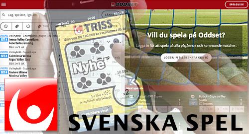 Svenska Spel's 2017 revenue slips despite online,  mobile surge