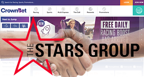 The Stars Group acquires majority stake in Australia's CrownBet
