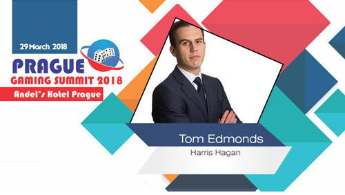 Tom Edmonds will join the AML/Responsible Gambling discussion at Prague Gaming Summit 2018