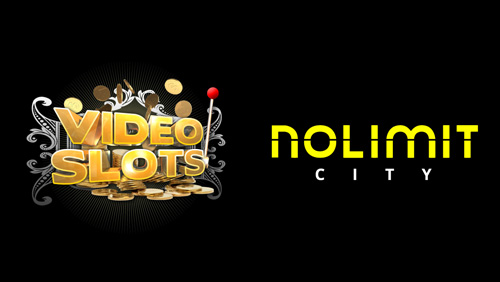 Videoslots boosts game portfolio with Nolimit City launch
