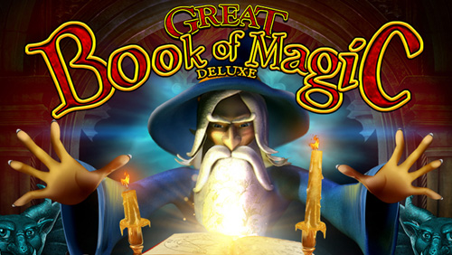 Wazdan launch blockbuster Great Book of Magic Deluxe at ICE