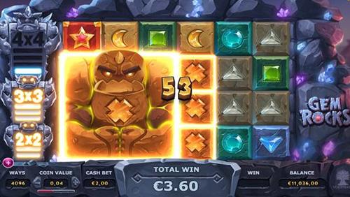 Yggdrasil launches smashing new slot Gem Rocks