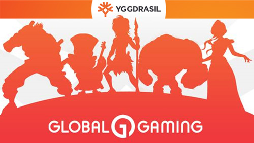 Yggdrasil signs Global Gaming deal