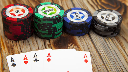 3 Barrels: PokerStars play money event; London Series update; Neymar in action