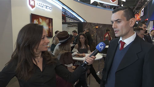 Arcangelo Lonoce: Italy is a big market full of very big players