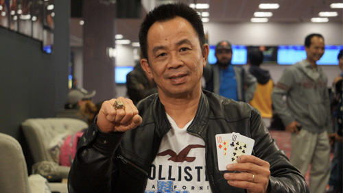 Battered bones & boards: David Pham does it again this time winning a gold ring
