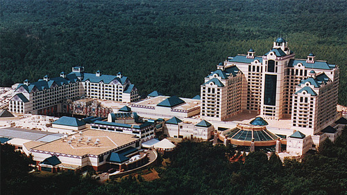 Battle for third Connecticut casino back to square one