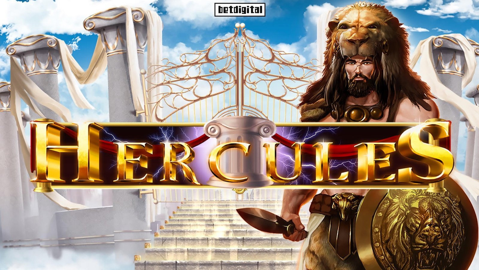 Betdigital's Hercules slot powers up William Hill's performance charts