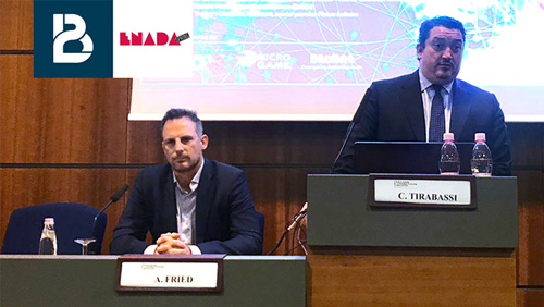 BtoBet's chairman speaker at Enada Spring: Operators and bookmakers' challenges in the Italian market