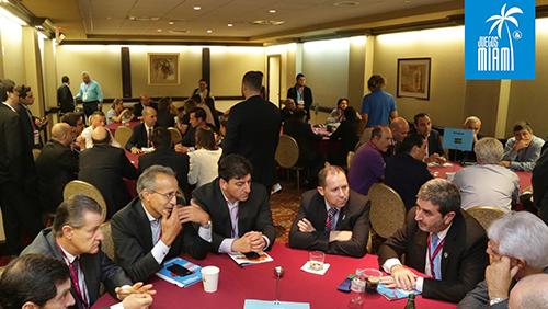 Country Roundtables give Juegos Miami delegates unique access to regulators