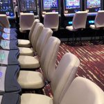 Gary Platt Manufacturing, through Bet Rite Inc., supplies chairs for Refreshed Gaming Floor at River Rock Casino Resort