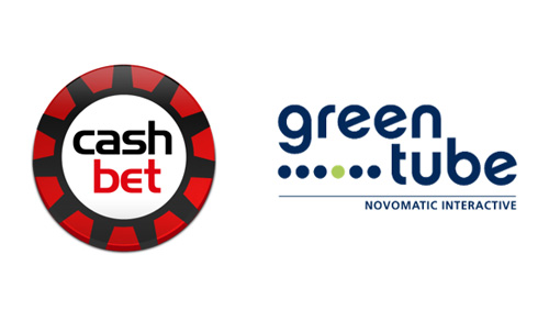 Greentube partnership for CashBet Coin