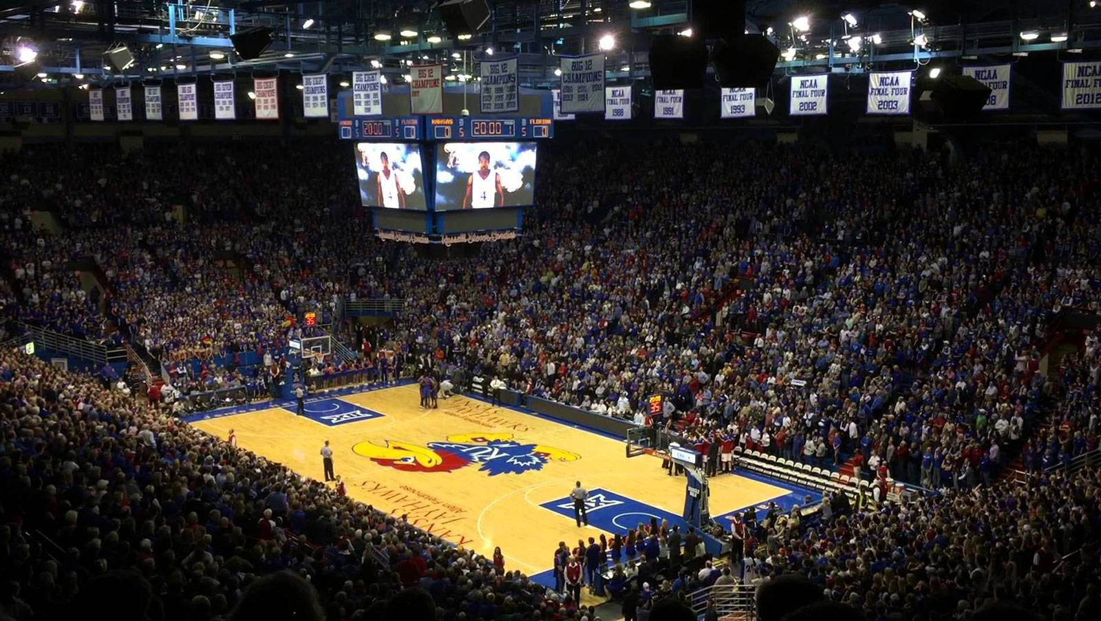 Kansas, Xavier seek payouts on conference tournament odds