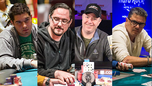 Live tournament round-up: Wins for Hinkle, Poche, Eisele, O'Neill and Kadosh