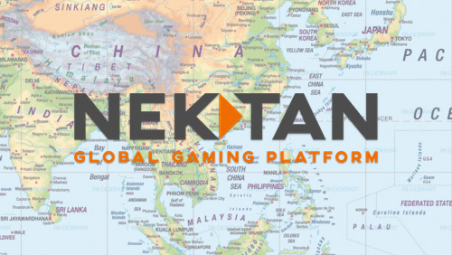 Nektan launches into Asia