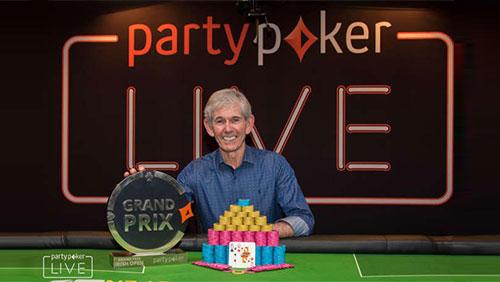 O'Kane wins partypoker Grand Prix; Irish judge refuses roulette payout