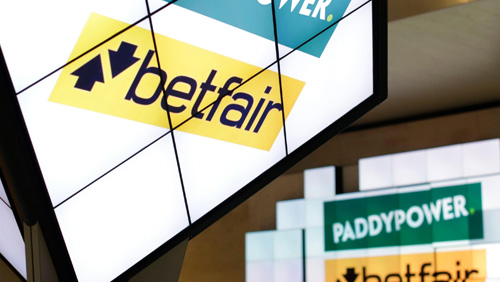 Paddy Power Betfair exclusion system goes high tech