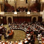 Poker & sports wagering in NY Senate budget proposal; Powerball winner update