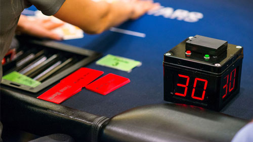 PokerStars introduce shot clock, BB ante and re-entry at EPT Monte Carlo