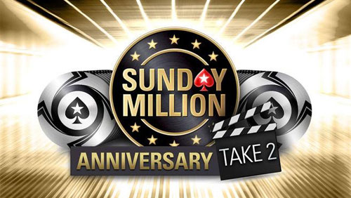 PokerStars to prove they're still the Daddy with Sunday Million $10m GTD sequel
