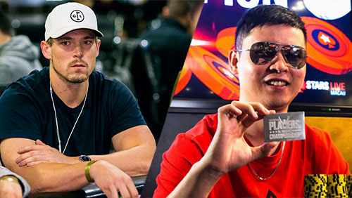 Polar Opposites: PokerStars APPT wins for Alex Foxen and Shuize Cai