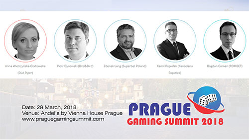 "Prague Gaming Summit 2018 -  Superbet Poland representatives, Zdenek Lang and Kamil Popiołek will join ""Focus on Poland"""