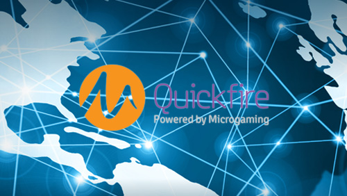 Quickfire live on Strendus.com.mx, a new interactive division of Logrand Entertainment Group