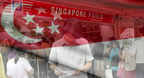 Singapore residents gambling more, handling it better