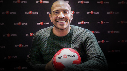 Stan Collymore teams up with Betstars to relive his match-winning goal against newcastle In 1996
