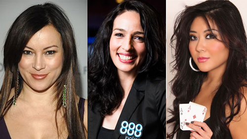 Women in Poker Hall of Fame: I fancy Tilly, Scott, Ho and Hintze