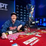 The world is a simulation: strange sounds of thunder in the WPT Main Event