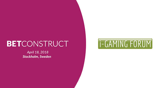 BetConstruct attends iGaming Forum 2018