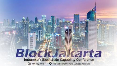 BlockJakarta Blockchain conference to host senior government and international speakers