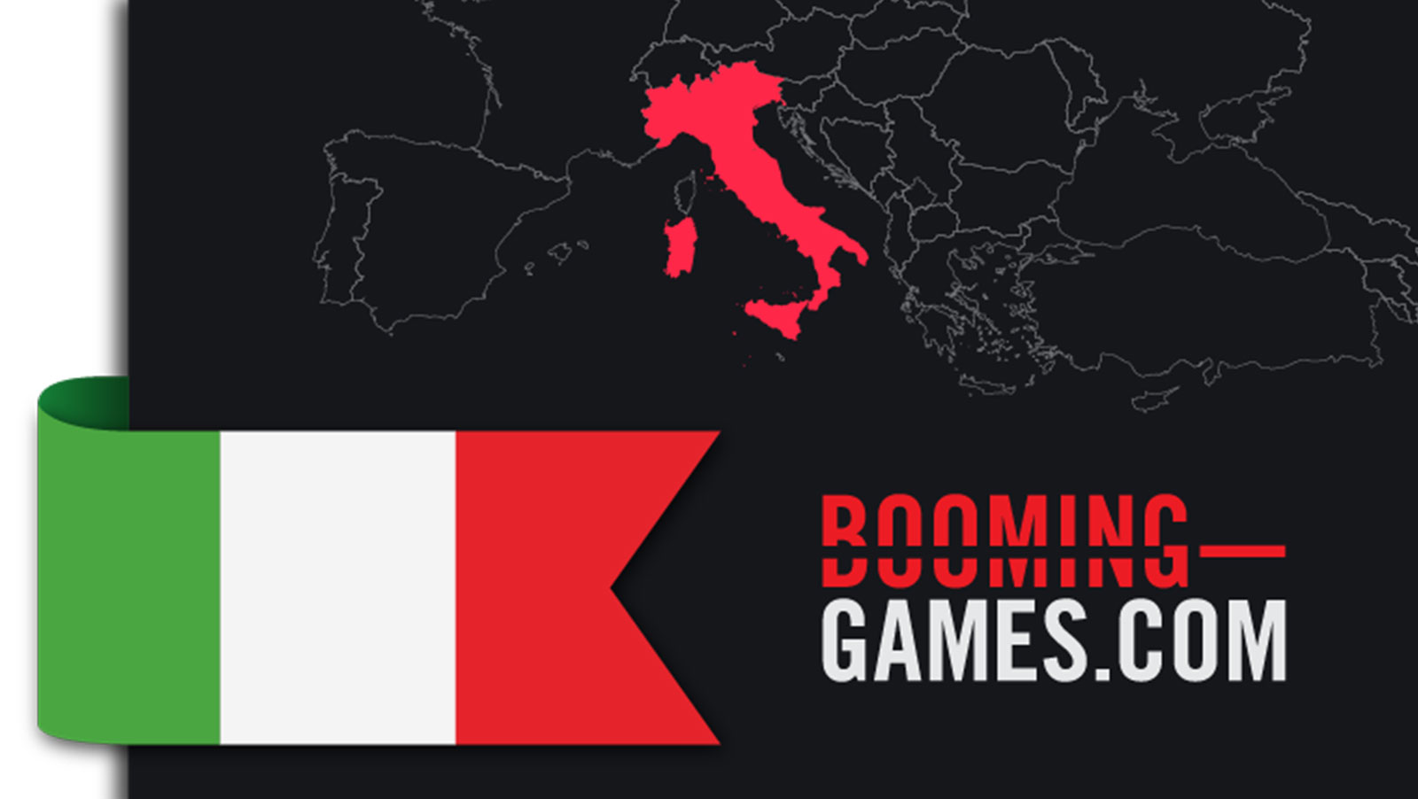 Booming Games goes Italy!