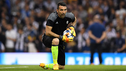 Champions League Review: Buffon compares Ronaldo to Pele and