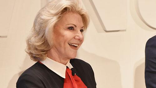 Elaine Wynn wants new blood on Wynn Resorts board