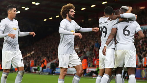 EPL review week 35: United extend lead over Liverpool with Bournemouth win