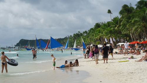 Galaxy Boracay casino plan still alive as Philippine partner buys more land