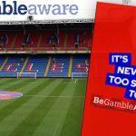 Crystal Palace inks responsible gambling deal with GambleAware