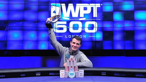 Gary Miller wins WPT500 in Aspers; WPT Player Council returns to Amsterdam