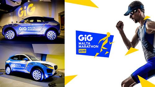 GiG announced as Malta Marathon main sponsor