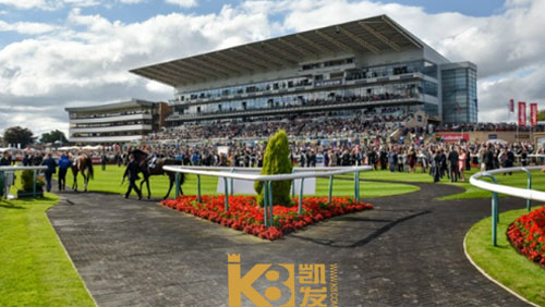 K8 to Sponsor Card at Doncaster Racecourse