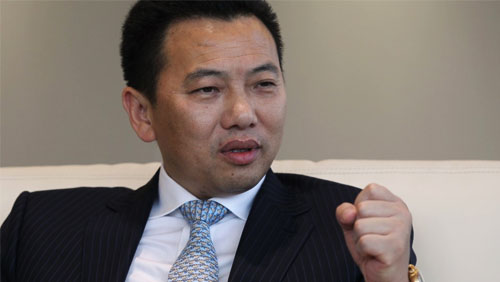 Landing boss Yang Zhihui's gambling determination soars high